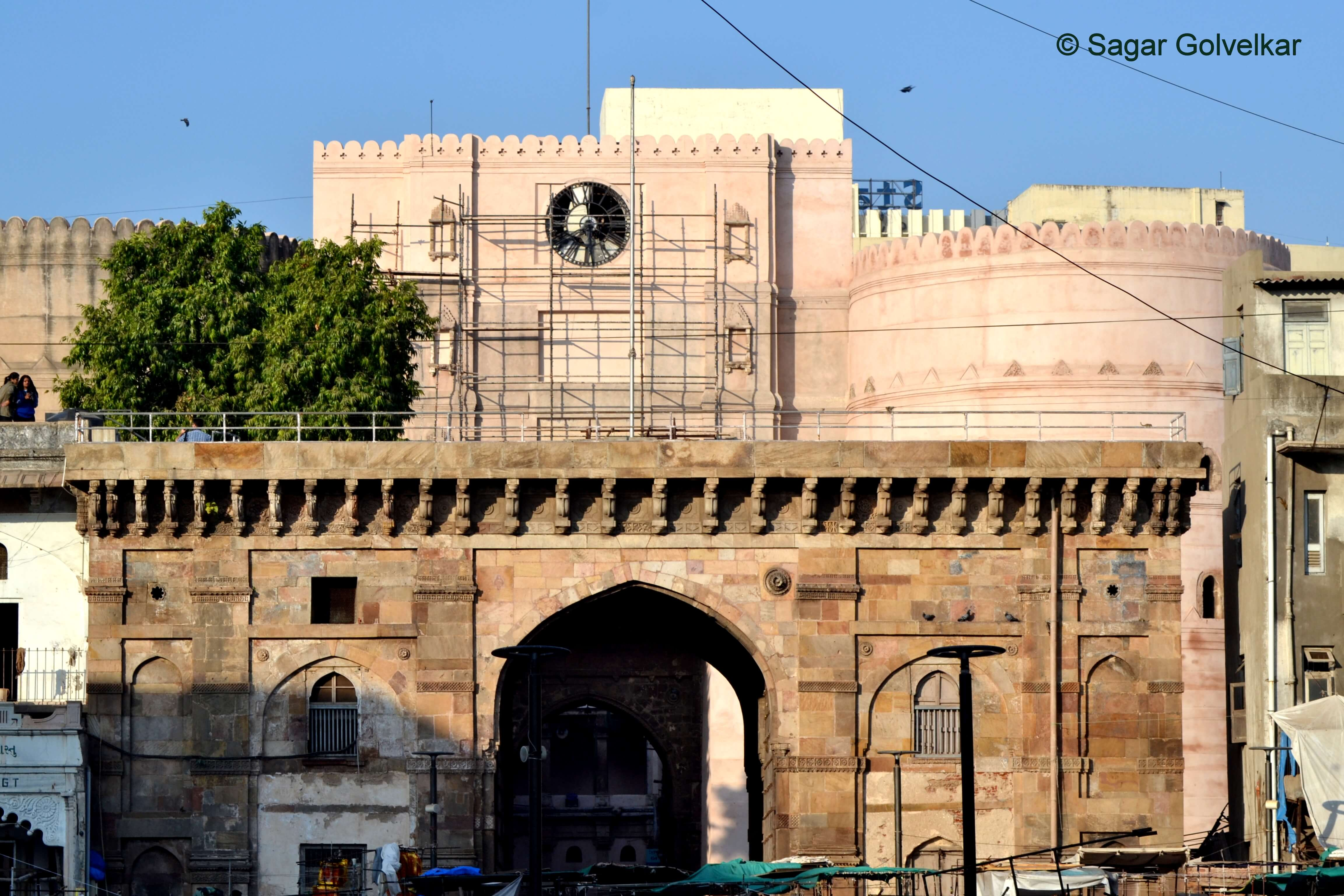 bhadra-fort