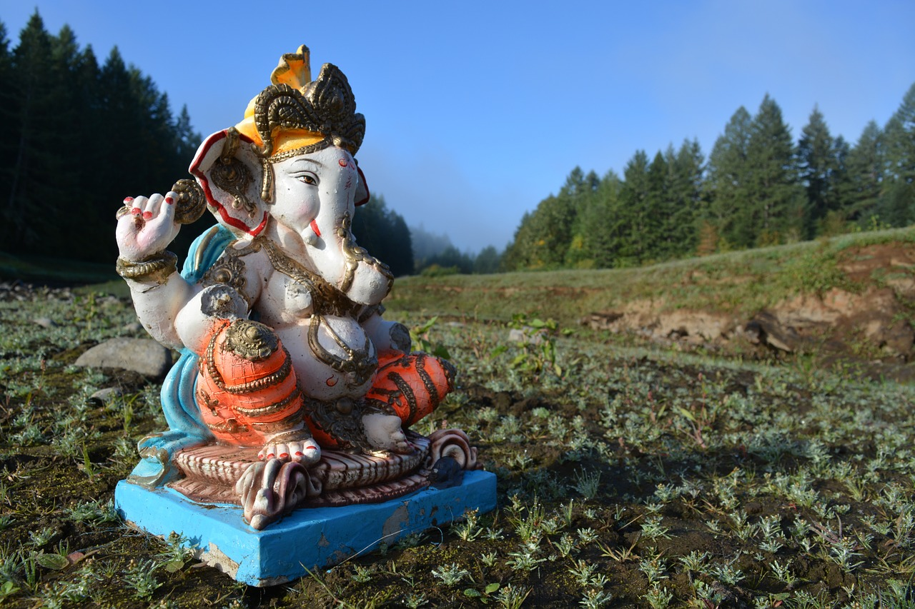 15 Ways to Celebrate Ganesh Chaturthi in an Eco Friendly Way
