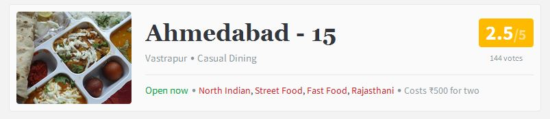 ahmedabad-15-zomato-ratings