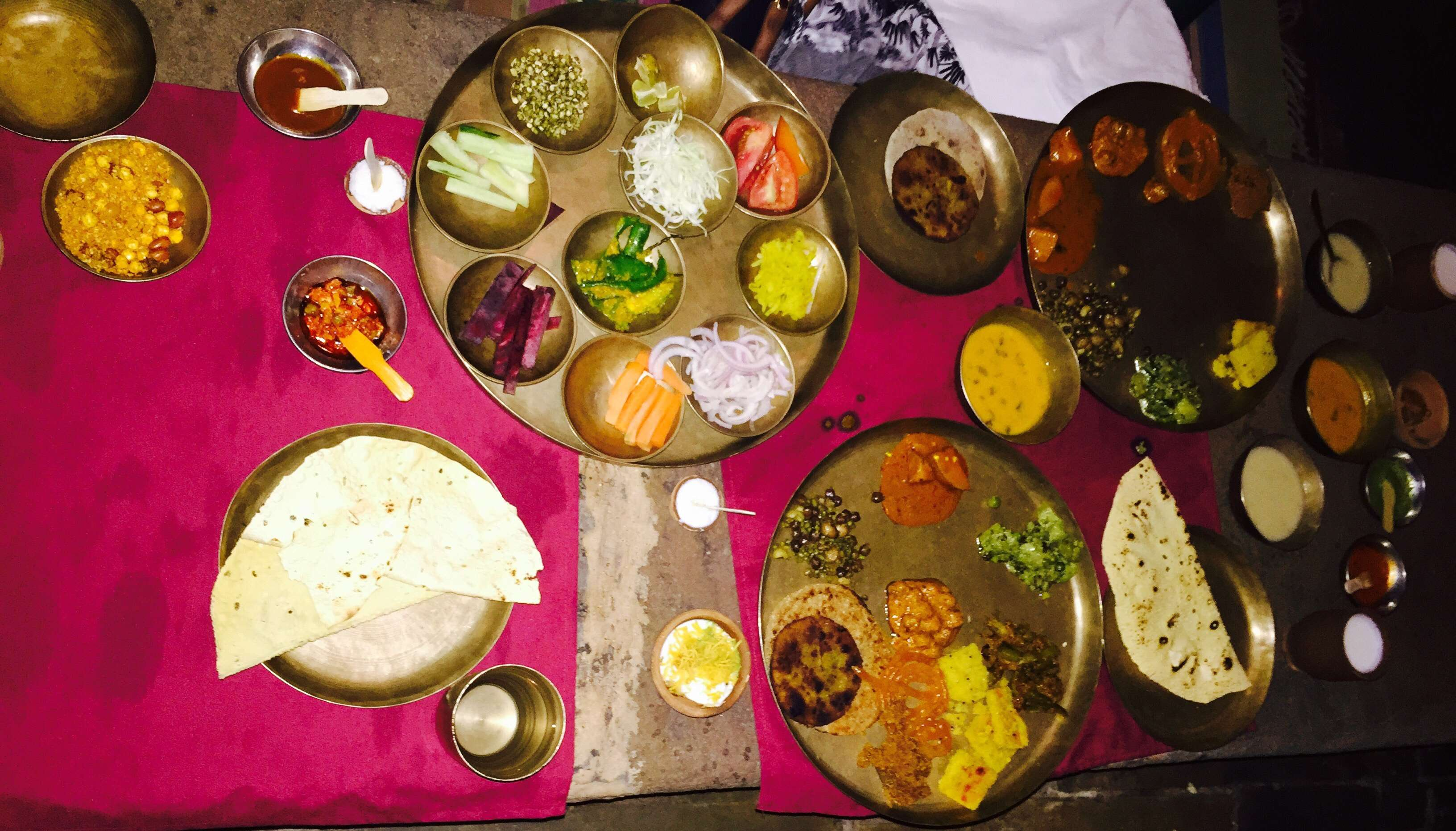 rajwadu-food